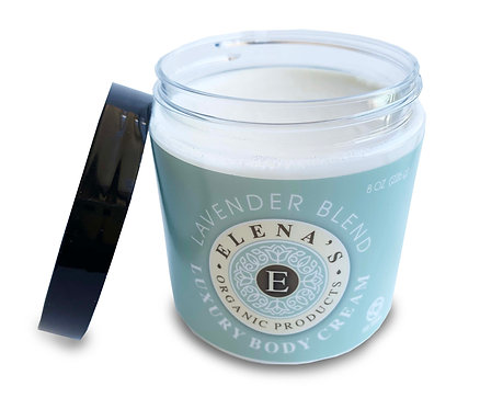 Luxury Body Cream - Lavender