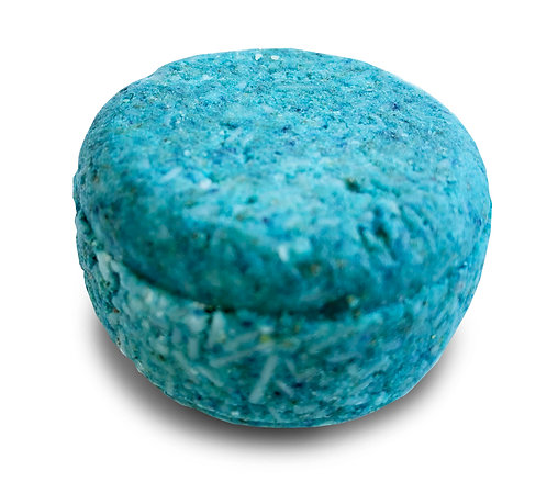 Blue Malva Shampoo Bar