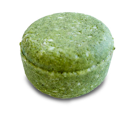 Peppermint and Rosemary Shampoo Bar