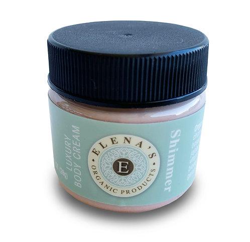 Luxury Body Cream - Shimmer