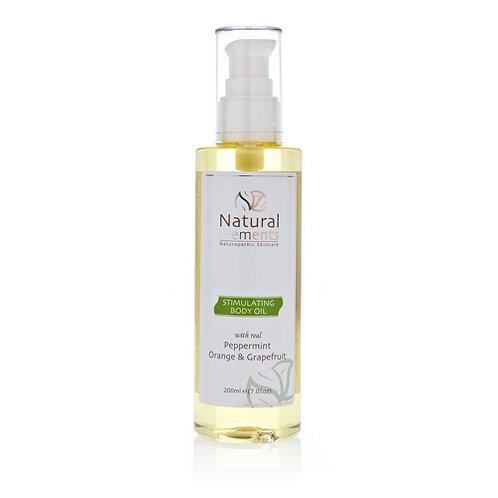 No: 6 Stimulating Body Oil