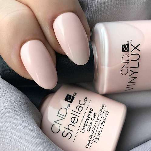 Uncovered Vinylux