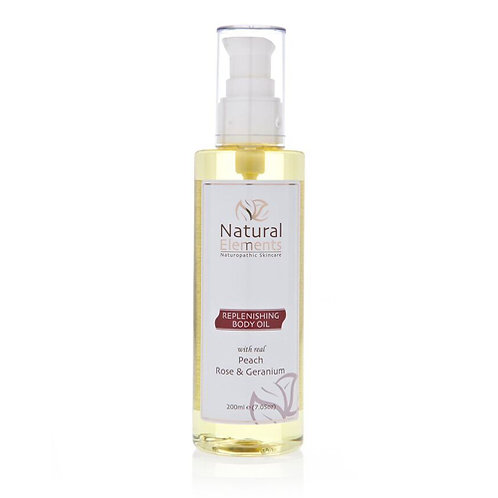 No: 3 Replenishing Body Oil