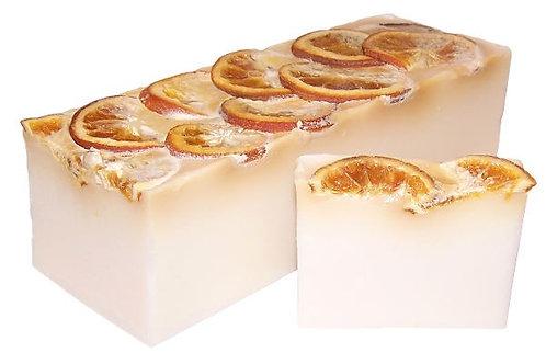 Slice of Sunshine Soap Loaf