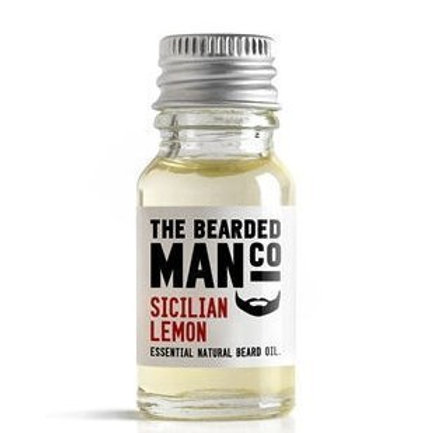 Sicilian Lemon Beard Oil (10ml)