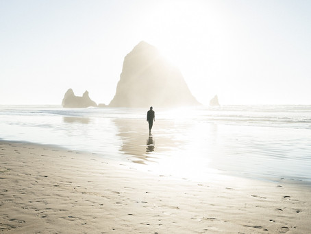 Accepting The Waves Of Fate: Finding Your Feet Again In 2021