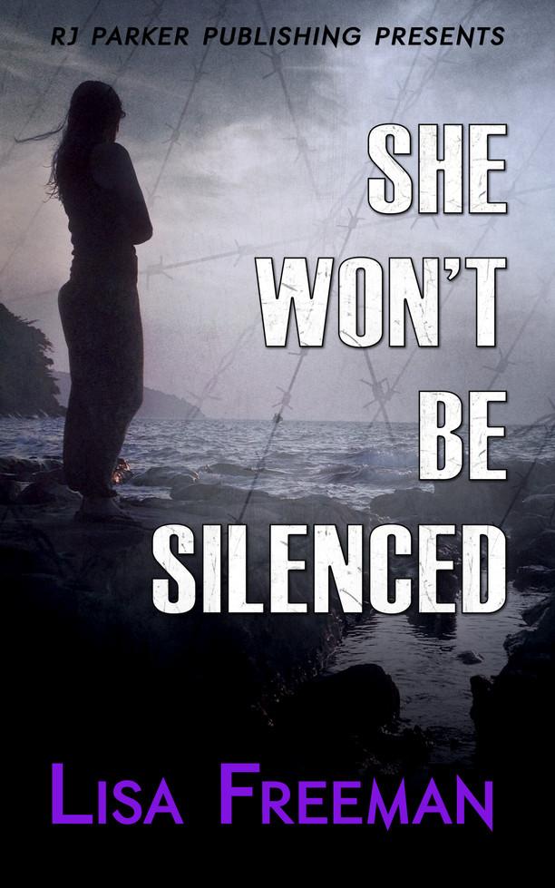 She Won't Be Silenced