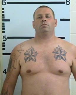 Chris Thomason - Arrest Photo