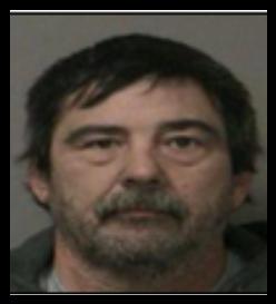 Michael Hakes - Arrest Photo