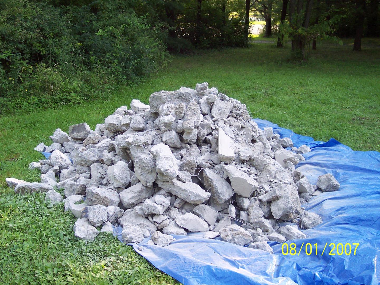 Concrete Removal  2