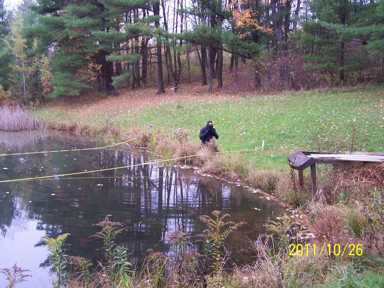 Stewart's Pond