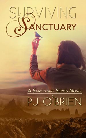 Surviving Sanctuary by PJ O'Brien
