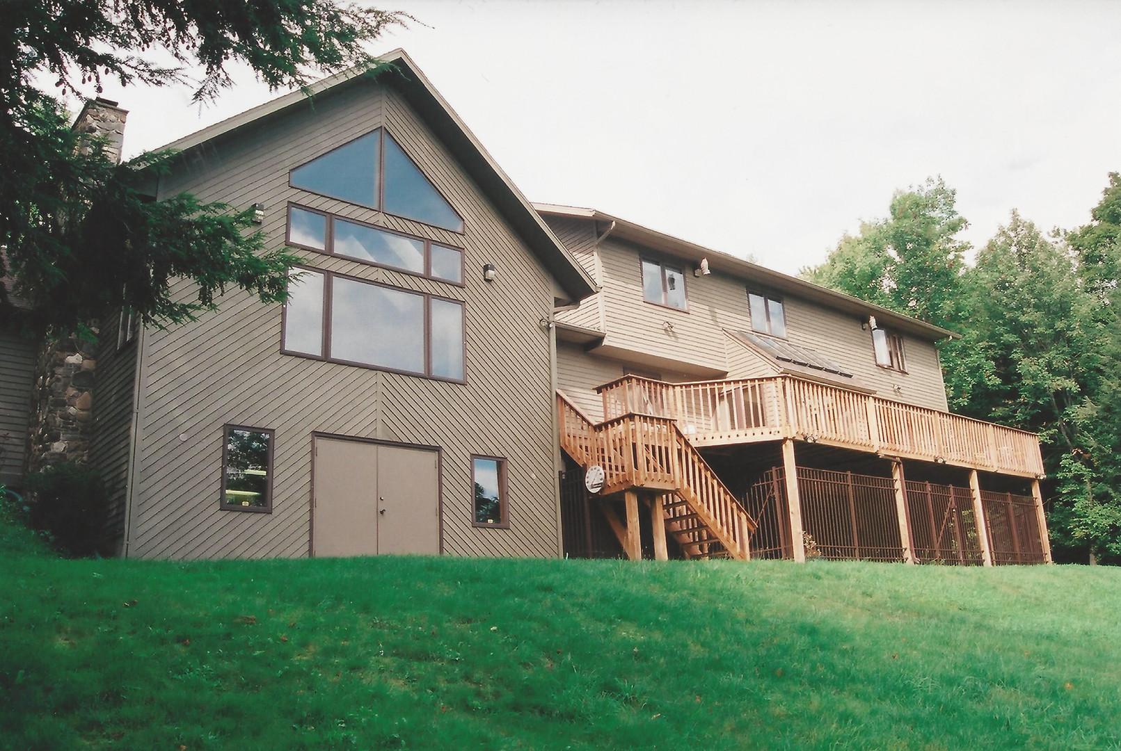 Harris Residence (lakeside)