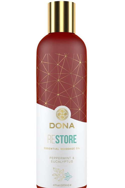 Dona by JO Aromatherapy Massage Oil - 'Restore'
