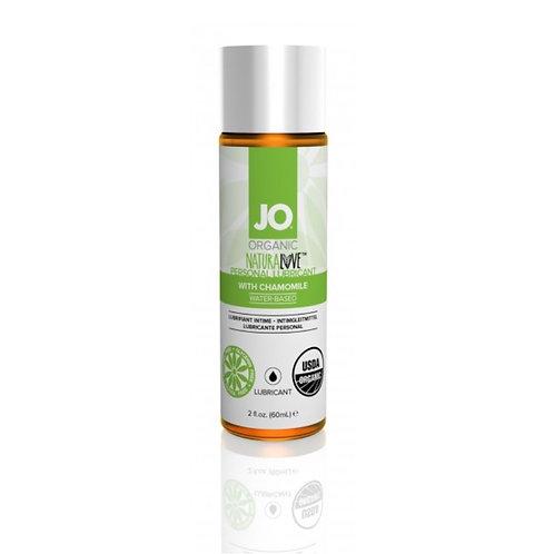 JO Organic Lubricant (2oz/60ml)