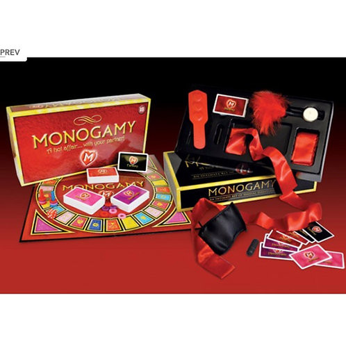 Adult Board Game - 'Monogamy'