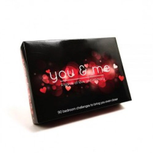 Adult Board Game -'You & Me'