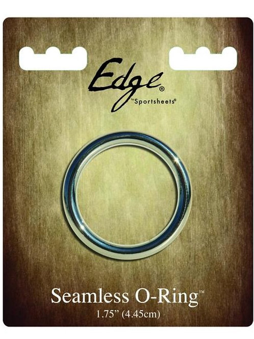'Edge' Seamless O Ring