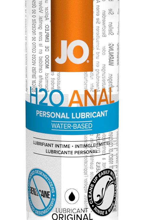JO Anal H2O Lubricant - Original (2oz/60ml)