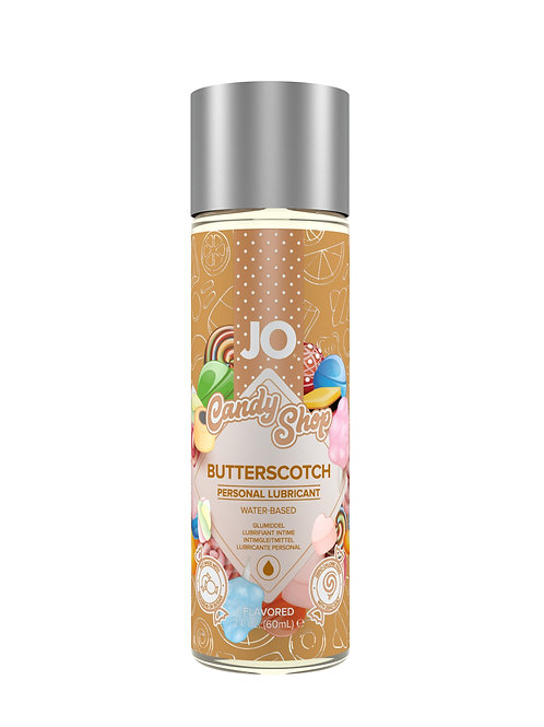JO H20 'Candy Shop' Flavoured Lube - Butterscotch
