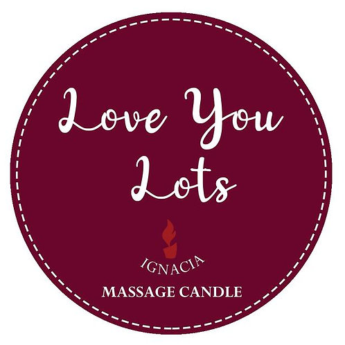 Ignacia Massage Candle - Spring Flowers