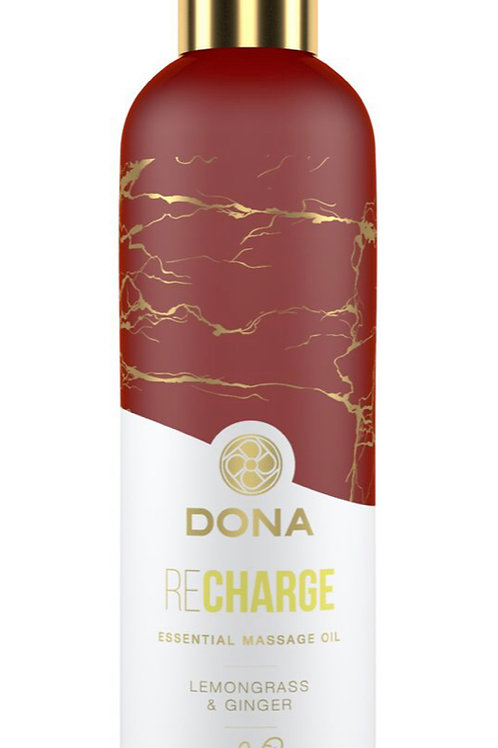 Dona by JO Aromatherapy Massage Oil - 'Recharge'