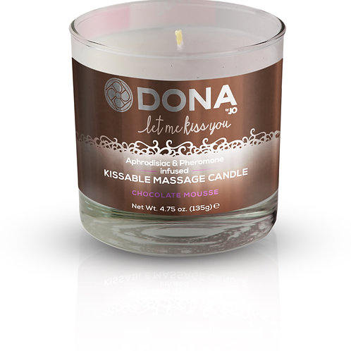 Dona by JO Kissable Massage Candles - Chocolate