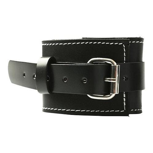 'Edge' Leather Wrist Restraints