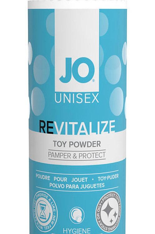 System JO Unisex Toy Powder (60ml)