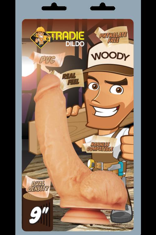 """'Tradie' Dildo - """"Woody"""""""