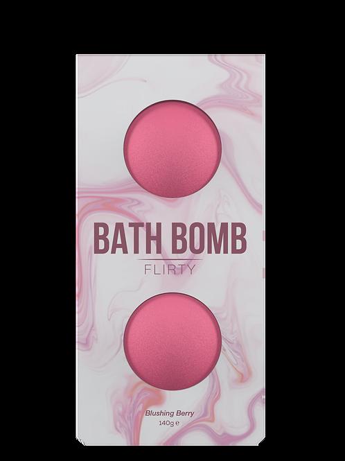 "Dona by JO Bath Bombs - Blushing Berry ""Flirty"""