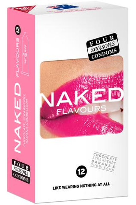Four Seasons Naked Flavours