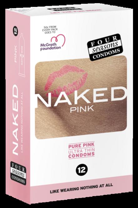 Four Seasons Naked Pink