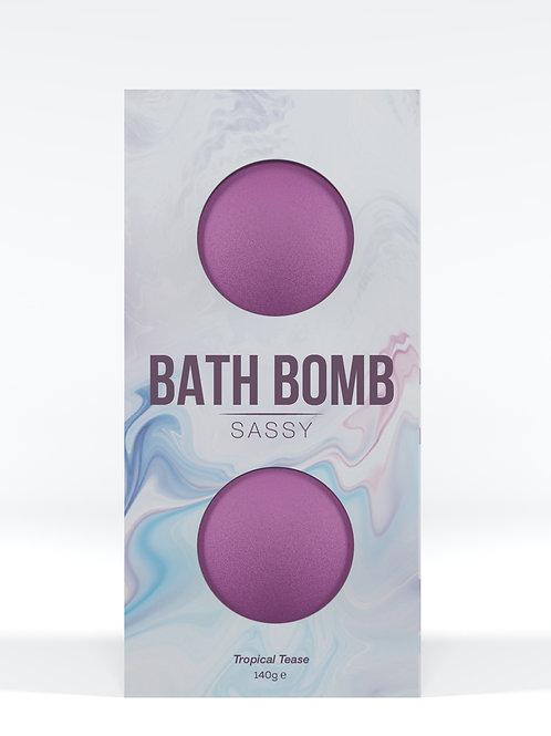 """Dona by JO Bath Bombs - Tropical Tease """"Sassy"""""""