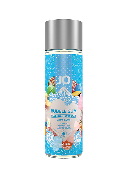 JO H20 'Candy Shop' Flavoured Lube - Bubblegum