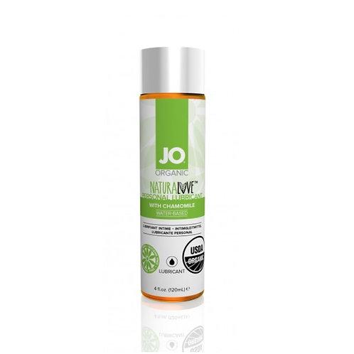 JO Organic Lubricant (4oz/120ml)