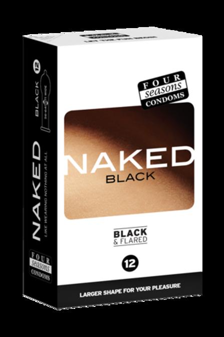 Four Seasons Naked Black