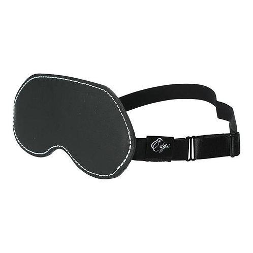 'Edge' Leather Blindfold