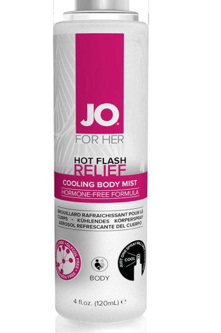 JO Hot Flash Relief Spray