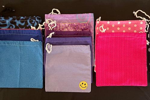 Handmade Toy Bags
