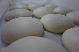 fresh dough