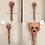 Thumbnail: Skull & Spine Wall Lamp