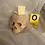 "Thumbnail: Skull Candle ""Vanilla"""