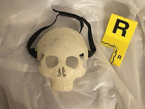 Skull Mask - Ghost
