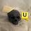 "Thumbnail: Skull Candle ""Lavender"""