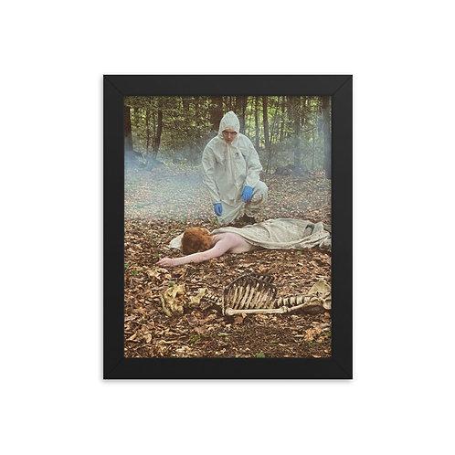 Framed Forensic poster 06