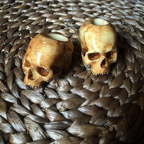 Human Skull Ring