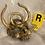 Thumbnail: Skull Mask - Golden Eyes
