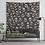 Thumbnail: Skull Wall Tapestry