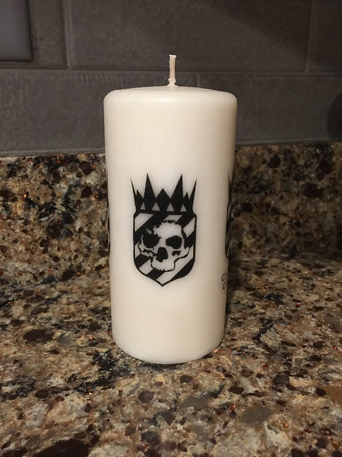 Necromancer Candle